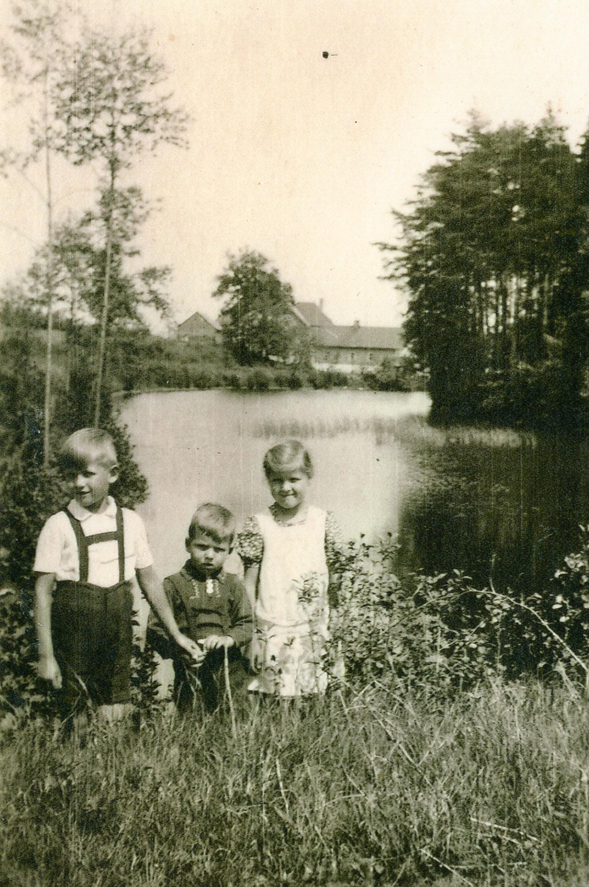 Mädchen Eschenbach in der Oberpfalz